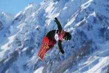 Winter Olympics Sochi - Ski Events / See mountain scenes / by Jacques Surveyer