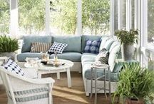 Porches / Beautiful ideals for my porches