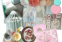 My Kind Of Home: Pretty In Pink ♥ For Baby Girl