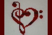 Cross Stitch / by Tonya Ferguson