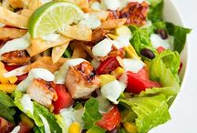 Food - Salads / by Critty Howard