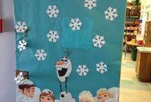 DECEMBER/JANUARY at SCHOOL / by Kristen Daffron