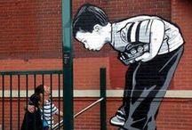 Street Art / by Karen Brothers