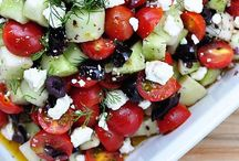 Eat it! Salads / All the summer salads