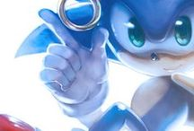 Light Speed Sonic! / Sonic, his friends, and all his awesomeness