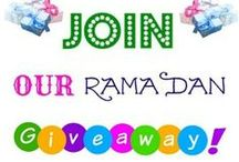 Ramadan Giveaway 2016 / We Are So Excited That We'll Soon Be Launching Our First Book In The Islamic Phonics Readers Series! But Before We Launch, We Want To Show Appreciation To All Of Our Supporters By Hosting An Awesome Ramadan Giveaway!!!