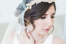 Vintage Wedding Headpieces, Hats, Art Deco Great Gatsby Styles / Here, you'll find beautiful vintage style wedding hair accessories, Great Gatsby weddings, art deco wedding veils, and vintage bridal mini hats and veil hats!