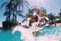 Beach girl wannabe from AZ. (: / by Anyssa Campbell