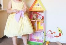Colorful Kid Rooms & Decor / Colorful & Quirky Kids Decor + Toys + Tidbits