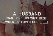 Marriage & my Man ;) / by Sandy W