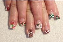 Fun Nails / by Mindy Eldredge