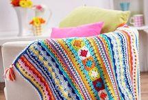Crochet & Knit / Crochet and Knitting Inspiration + Tutorials