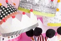 Arts & Crafts for Kiddos / Art Projects for Children