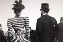 OLD - FASHIONED FASHIONS / by Marc Bee
