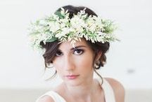 Wedding Hair Accessories, Bridal Headpieces, Bridal Crowns, Hair Vines, and Veils / Complete your bridal look with the perfect wedding accessories! | Here, you'll find bridal accessories, headbands, hair clips, hair combs, veils.