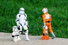 Star Wars  / by Annetta Gholdson
