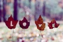 Autumn Love / by Nicole King