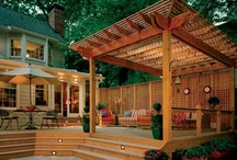 Beautiful Composite and Wood Decks / Atlanta Decking & Fence is one of the largest, most reputable outdoor addition companies in Georgia. Located in north metro Atlanta, we specialize in wood decks, composite decks, sunrooms, back porches, fences, pergolas, bridges, gazebos and more. Call 770-781-4641 for a free design consultation.