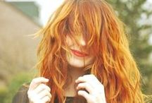 Red headed woman / by * Marianne *