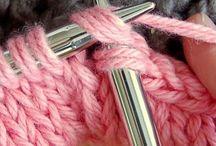 knit / crochet / macrame / by Johanne Barnes