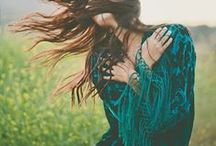 Bohemian girls / by * Marianne *