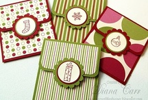 Gift card holders and envelopes