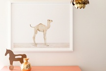 Iz's pretty little room / by Kelly Bryla