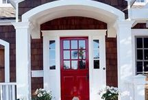 Excellent Front Doors and Entrances