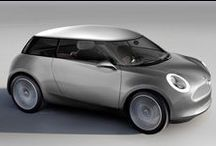 VOITURE - CONCEPTS / by Marc Bee