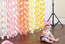 Baby & Family Photo Ideas / Poses + Props