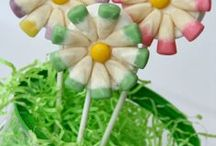 Ready To Pop / Ideas, Tips, Tricks, and Tutorials for anything you can make into a LOLLIPOP--cake, cookie, candy, pie, pretzel.  The possibilities are ENLESS!!!! / by Rae Williams