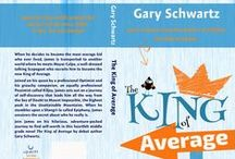 The King of Average / My very first children's novel for middle grade