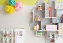 Nursery / Cute nursery inspiration