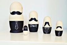 DaWanda ♡ Movember / El movember es una campaña genial para este noviembre. Buenas intenciones, diseño y una causa benéfica perfecta. ¿Te apuntas?