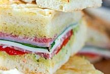 Food: Sandwiches