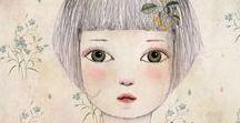 Arte, Ilustraciones, Prints / Artwork, Illustrations, Prints
