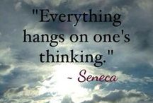 Thoughts, Quotes, Words / by Cheryl Smartt Duncan