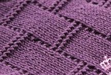Yarn / Knitting and crochet * projects I like * how-to's * inspiration