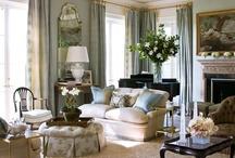 living rooms / by Lara White