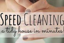 Cleaning & Organization / by Amber Mathews