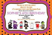 Birthday parties / by Christina Linnell {Linnell Media}