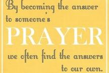 PRAY / by Cheryl Smartt Duncan