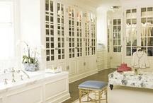 My closet/sunroom/dressing room / by Lara White