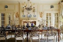 dining rooms / by Lara White
