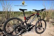 Mountain Biking / by Tanque Verde Ranch