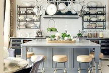 Kitchens / by Jacqueline Skidmore