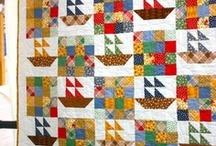 Batik Quilts / by Cyndy Huntington