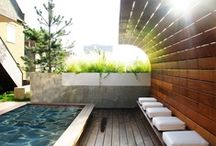 Outdoor spaces / by Candice Day