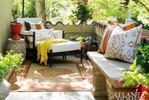 Outdoor Living / by Terry Bradshaw