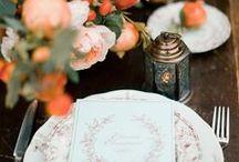 spenser's settings:  tables / by spenser magazine